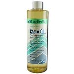 Castor Oil 16 fl oz by Home Health 16 oz.