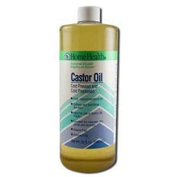 Castor Oil 32 fl oz by Home Health 32 oz.