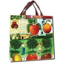 Fruit Shopper Bag by Blue Q