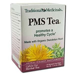 PMS Tea 16 Tea Bags by Traditional Medicinals 16