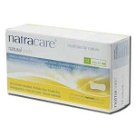 Natural Pads Curved Regular 14 Pads by Natracare