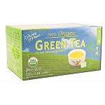 Premium 100% Organic Green Tea 20 Tea Bags by Prin