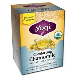 Chamomile Tea Daily Tension Relief 16 Tea Bags by