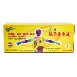 Goji on the Go Extract 30 X 10CC Bottles by Prince