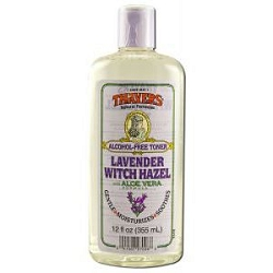 Witch Hazel Toner Alcohol-Free with Lavender 12 oz