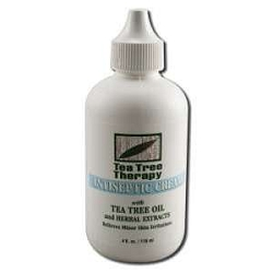 Tea Tree Antiseptic Cream 4 oz by Tea Tree Therapy