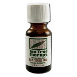 Tea Tree Oil Pure 0.5 oz by Tea Tree Therapy 0.5
