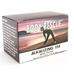 Alkalizing Tea Apricot flavored 20 Tea Bags by Bo