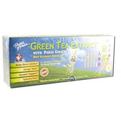 Green Tea Extract with Red Panax Ginseng Diet Sup