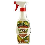 Veggie Wash 16 oz by Citrus Magic