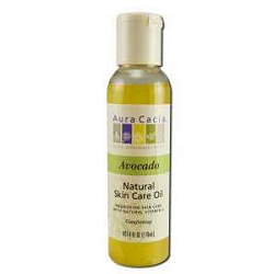Natural Skin Care Oil Avocado Oil 4 fl oz by Aura