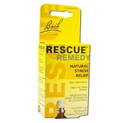 Rescue Remedy Spray 7 ml by Bach Flower Remedies