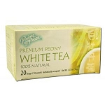 Premium Peony White Tea 20 Tea Bags by Prince of P