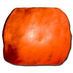Salt Lamp Tea Candle 3-5 lbs by Ancient Secrets