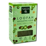 Loofah Exfoliating Soap Aloe Vera & Kiwi 4 oz Bar