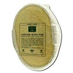 Loofah Waffle Puff Sponge by Earth Therapeutics