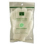 Exfoliating Hydro Glove White by Earth Therapeuti