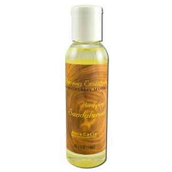 Precious Essentials Massage Oil Purifying Sandalwo