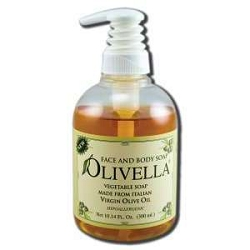 Liquid Soap 10.14 oz by Olivella 10.14 oz.