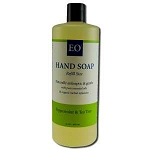EO Products Liquid Hand Soap Refill Peppermint &