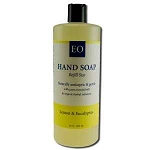 Liquid Hand Soap Refill Lemon & Eucalyptus 32 oz
