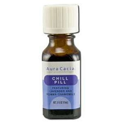 Essential Solutions Oil Chill Pill .5 oz by Aura C