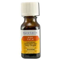 Essential Solutions Oil Pep Talk .5 oz by Aura Cac