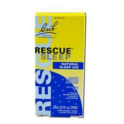 Rescue Sleep 20 ml by Bach Flower Remedies 20 mL