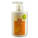 Liquid Moisture Soap Peach 9 oz by Kiss My Face