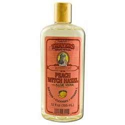 Witch Hazel with Vitamin C Peach 11.5 fl oz by Tha