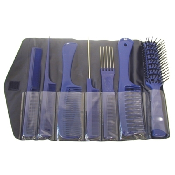 Aristocrat 7 Piece Brush & Comb Assortment (COMBO-