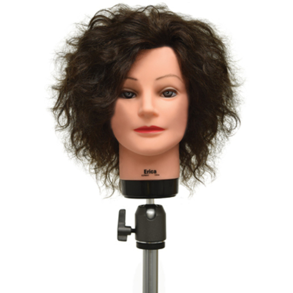 "Celebrity Erica Manikin 18"" Dark Brown (656)"