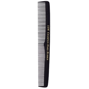 "Champion Styling Comb 7"" Edged Flexible Back Fi"