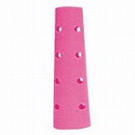 "Classic Cone Rollers Pink 1-14"" (1000PKL)"