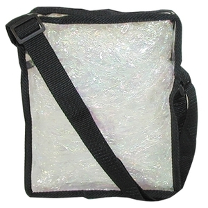 "Clear Totes Hip Bag 7-12""L X 8-12""H X 3""D (TOTE-"