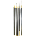 DL Professional 5 Piece Nail Art Brush Set (DL-684