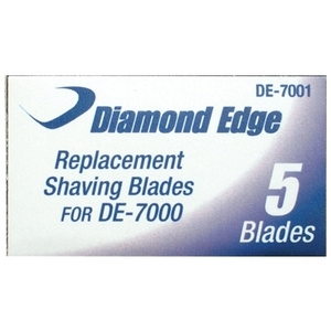 Diamond Edge Replacement Blades For DE-7000 (DE-70