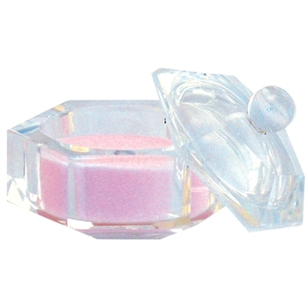 DL Professional Deluxe Glass Jar Hexagon (DL-C51