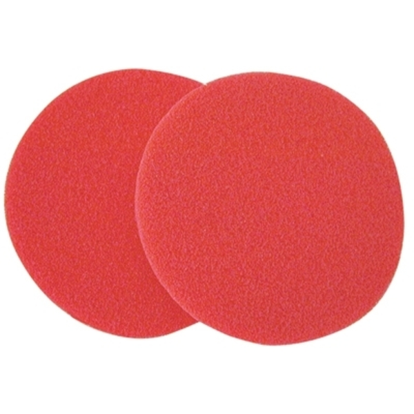 Fantasea 2 Pack Red Cosmetic Sponge (FSC228)