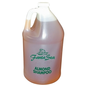 Fantasea Almond Shampoo 1 Gallon / Case of 4 (FSC401)