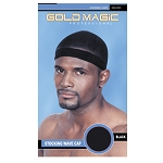 Gold Magic Stocking Wave Cap 2 Pack (GM-43000)