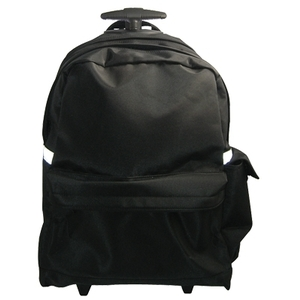 Milan Collection Micro Fiber Backpack (NY800-BK)