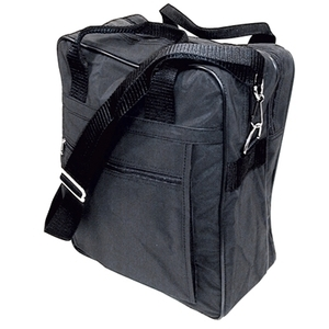 Milan Collection Utility Tote Black (NY240-BK)