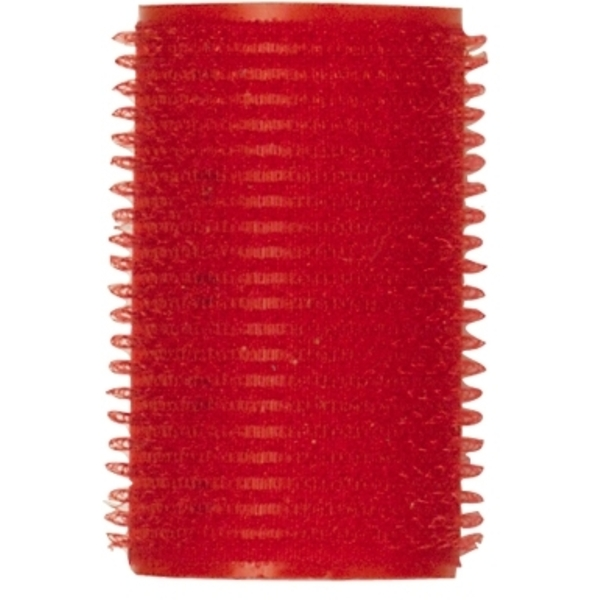 "Soft 'n Style 1 12 "" Red Velcro Roller (EZ-15)"