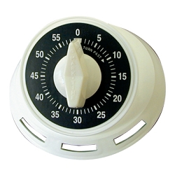 Soft 'n Style 60 Minute Timer (02T-WH)