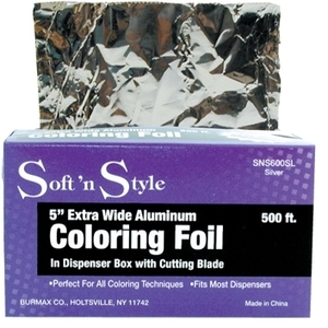 "Soft 'n Style Professional Foil 500' 5"" Roll (SNS6"