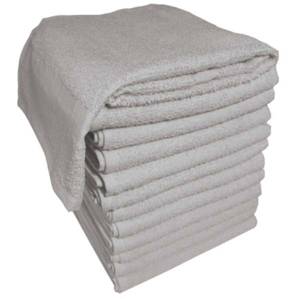 "Soft 'n Style Terry Towel 2-12"" Lbs. Silver (TO"