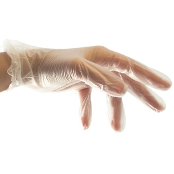 Soft 'n Style Vinyl Gloves Small 25 per Box (G