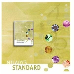 2004 Milady Cosmetology Textbook Soft cover (M8802