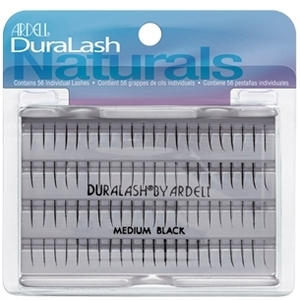 Ardell Duralash Individual Al Lashes Medium Bl